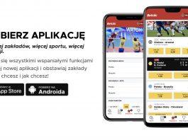 Aplikacja mobilna BetClic Polska Android - pobieranie online