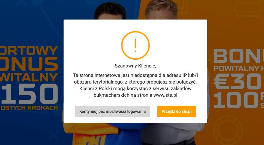 Polski bukmacher za granicą